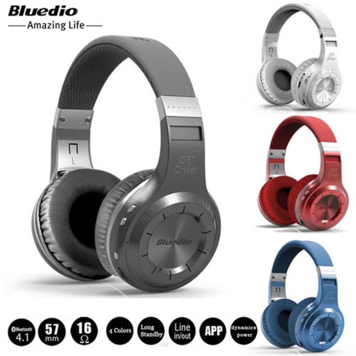 bluedio turbine hurricane h plus bluetooth 4 1 stereo headphones headset. Black Bedroom Furniture Sets. Home Design Ideas