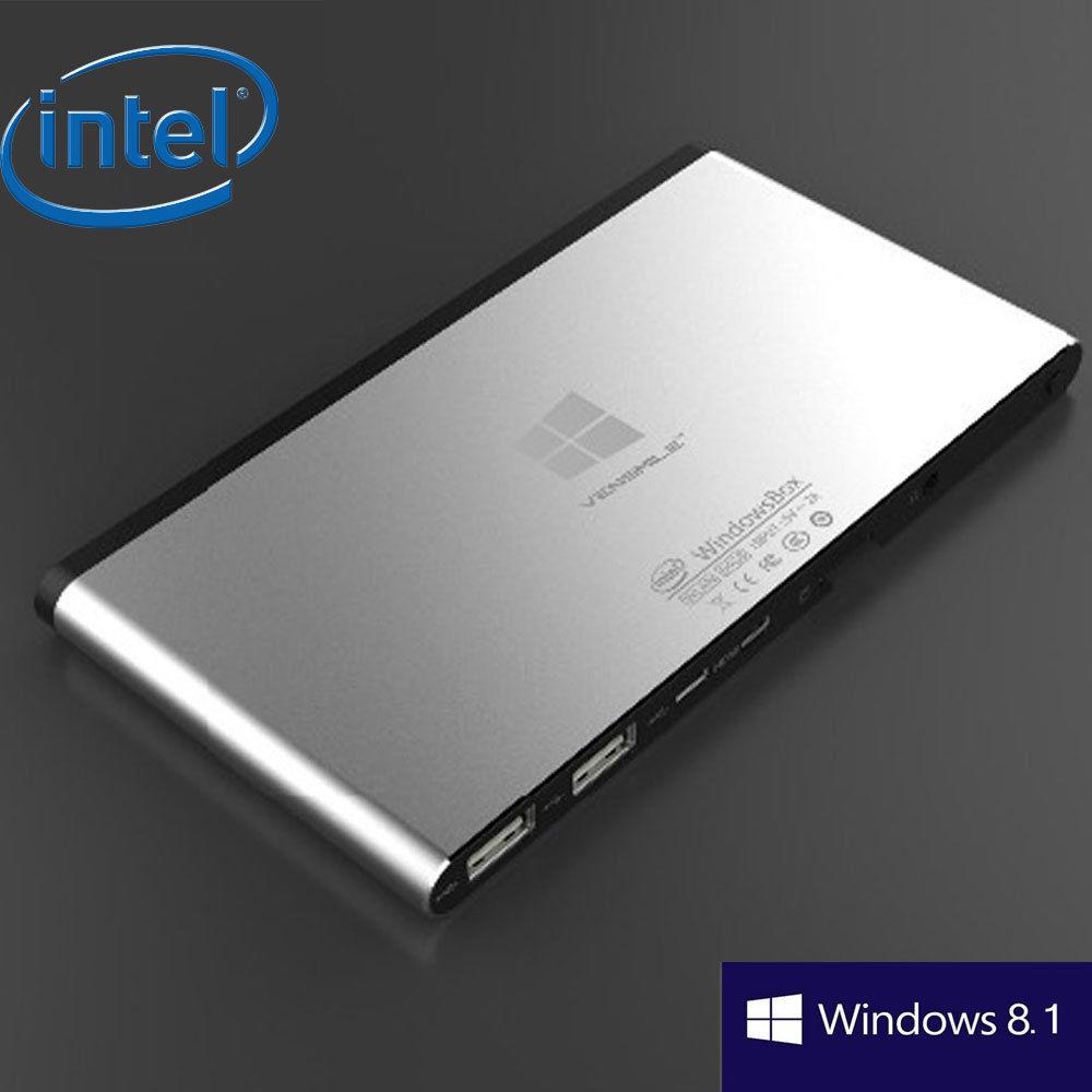 Vensmile Ipc003 Mini Pc Tv Box Intel Atom Z3735f Quad Core Cpu Flashdisk Vgen 32gb Activate Windows 81 Os 2gb Storage Wintel Computer